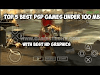 Top 5 Best Highly Compressed PSP Android Games Under 100mb