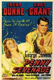 Watch Penny Serenade Online Free 1941 Putlocker