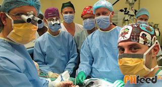 Surgical team of first Penis transplant!