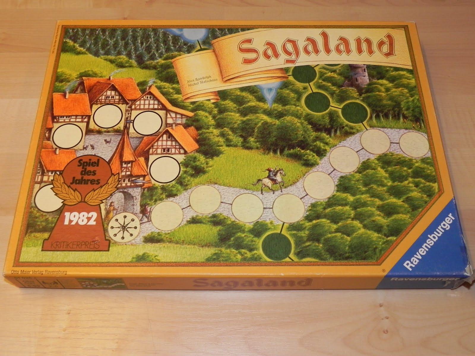 Spiel Sagaland