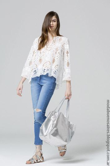 Blusas de moda mujer ropa de moda 2017 ropa de mujer.