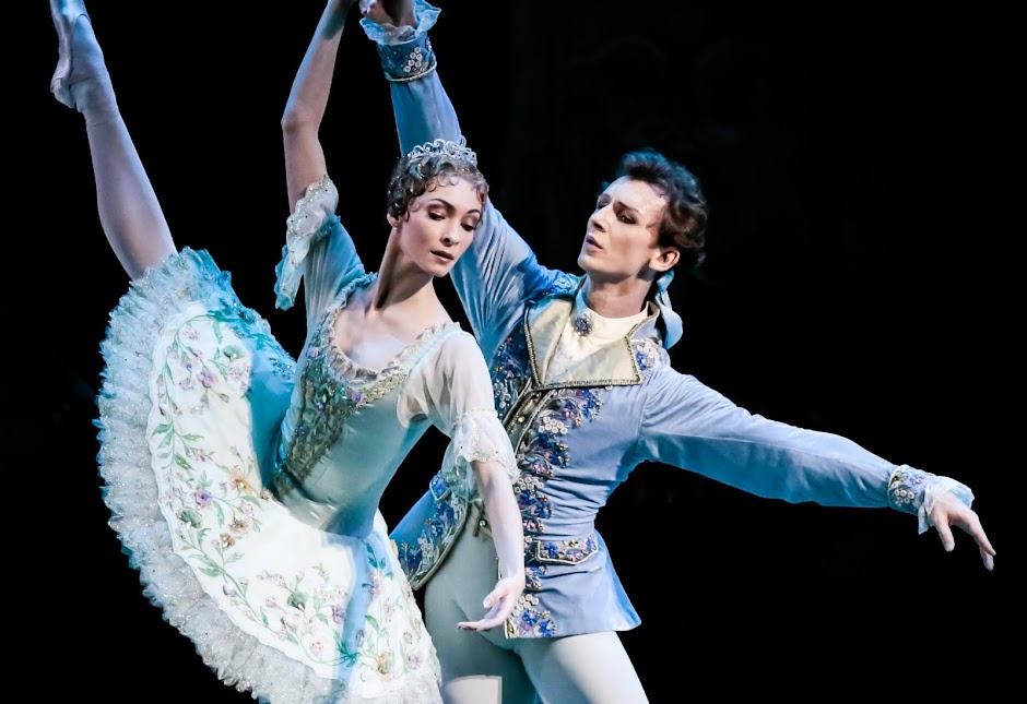"""Nova montagem de """"La Sylphide"""" é o balé Bolshoi de dezembro nas telas UCI"""