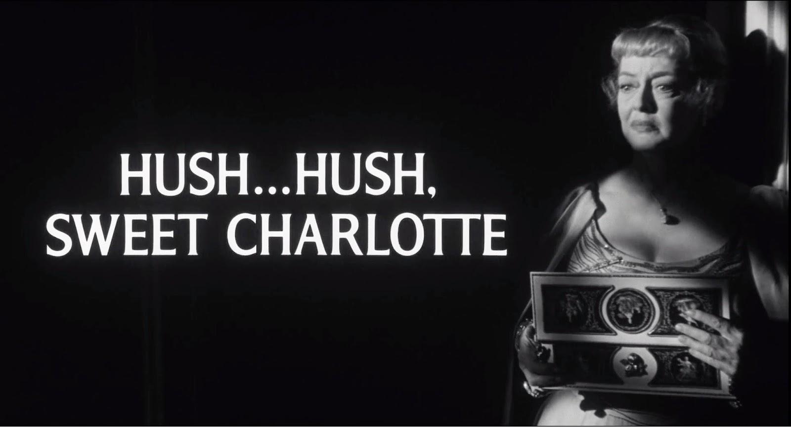 hush hush sweet charlotte