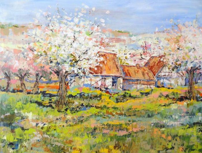 Нидерландская художница. Ine Louise Mourick