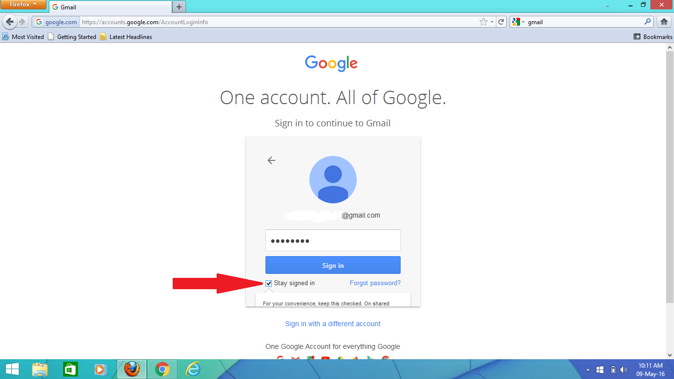How To Logout Gmail Accounts Automatically Techniq