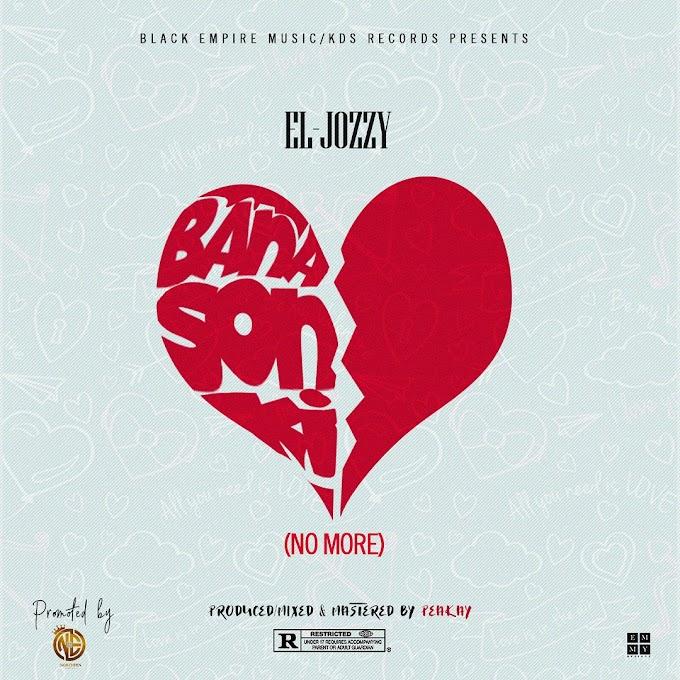 El-Jozzy -No More