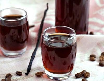 hình ảnh rượu mùi cà phê
