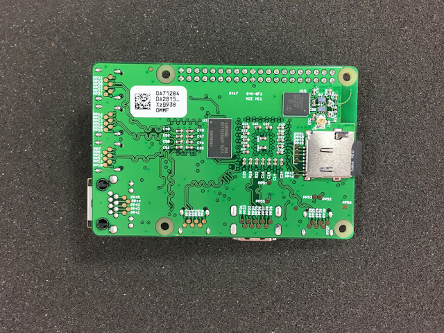 Raspberry Pi 4 fake