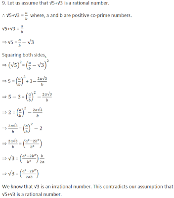 R D  Sharma Solutions Class 10th: Ch 1 Real Numbers Exercise