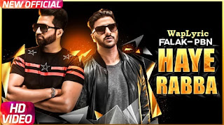 Haye Rabba Song Lyrics