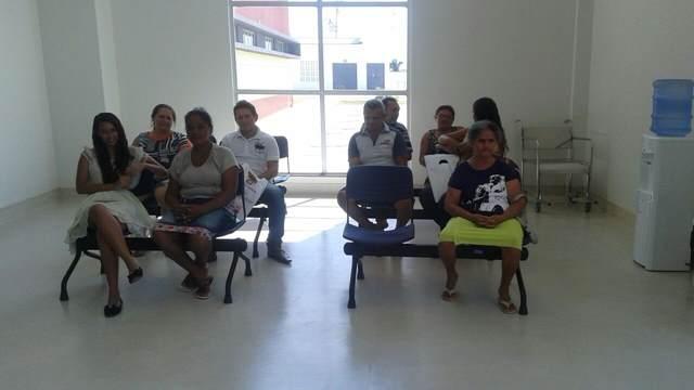 No primeiro dia de funcionamento, ambulatório do Hospital de Santa Inês registra mais de 50 consultas