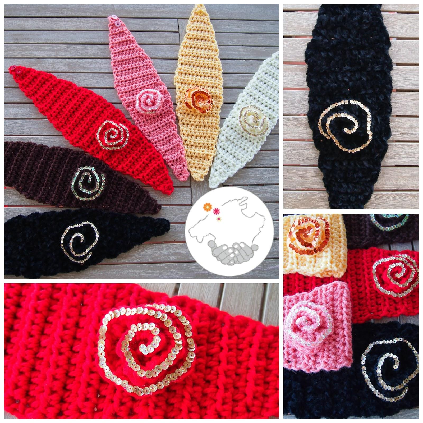 Asombroso Crochet Patrón Turbante Diadema Ornamento - Ideas de ...
