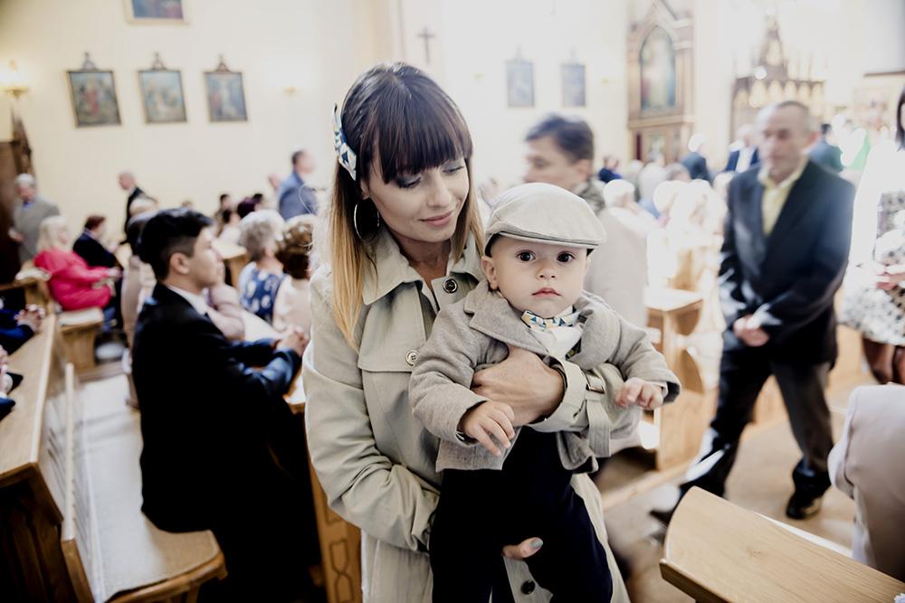 Radomsko fotograf, chrzest święty adasia
