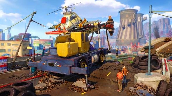 Uma divertida aventura para o Xbox One