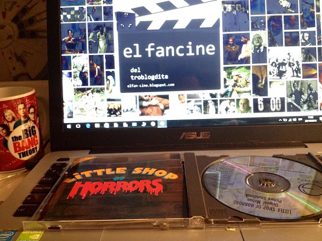 Bandas Sonoras de El Fancine - La tienda de los horrores - Little shop of horrors - Cine Fantástico - Musical - el fancine - el troblogdita - ÁlvaroGP - The Big Bang Theory - Halcón Milenario