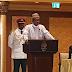 Buhari meets with Nigerians in Abu Dhabi