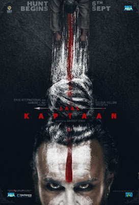 Laal Kaptaan. Laal Kaptaan First Look, Laal Kaptaan First Poster