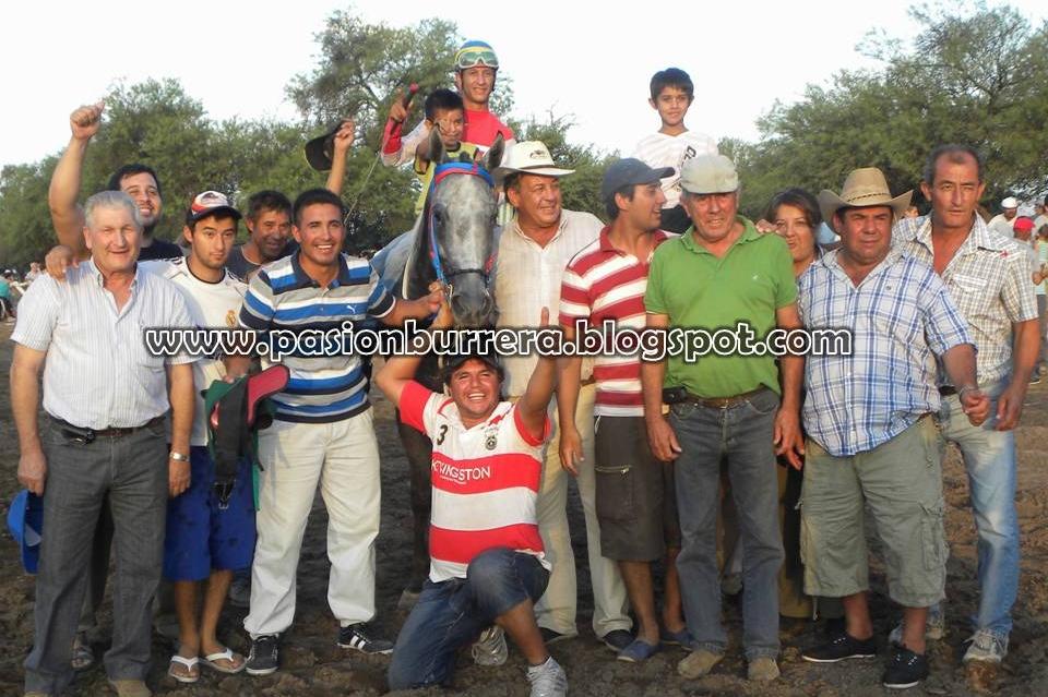 Pasion Burrera Cruz Del Eje 10 02 13