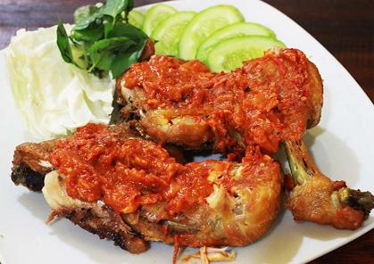 Resep Cara Membuat Ayam Penyet Empuk Resep Masakan