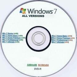 ويندوز  Windows 7 Aio x86x64 11in1