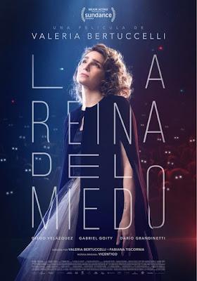 La Reina Del Miedo 2018 DVD R4 NTSC Latino