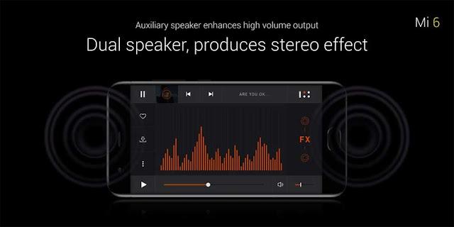 Xiaomi Pertama dengan Dual-Speaker