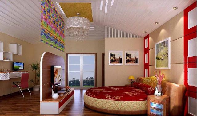 decoration interieur chambre adulte moderne. Black Bedroom Furniture Sets. Home Design Ideas