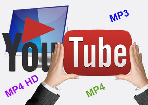 اسهل طريقة لتحميل مقاطع اليوتيوب ( MP3 - MP4 - MP4 HD )