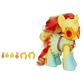 My Little Pony Fashion Style Sunset Shimmer Brushable Pony