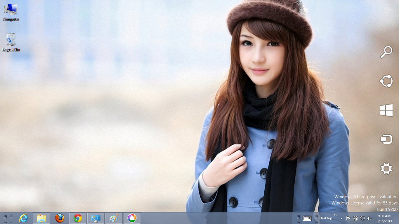 Adorable asian girl gushing like crazy 9