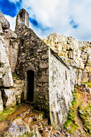 St Govan´s Chapel Pembrokeshire Coast Wales