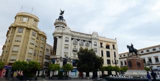 Córdoba, Plaza de las Tendillas.