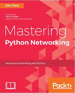 Livro Mastering Python Networking