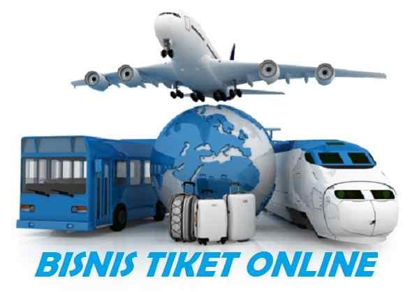 Peluang Usaha Bisnis Tiket Pesawat Secara Online
