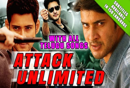 Attack Unlimited 2015 Hindi Dubbed 720p WEBRip 1.2GB