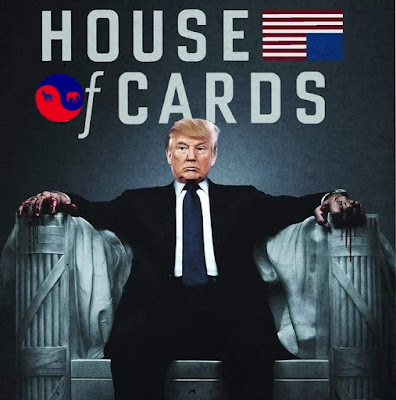 2016 Trump GOP House of Cards