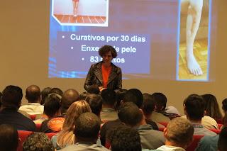 Segurança do Trabalho  palestras Jane Peralta