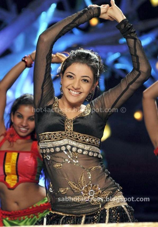 Kajal agarwal in show