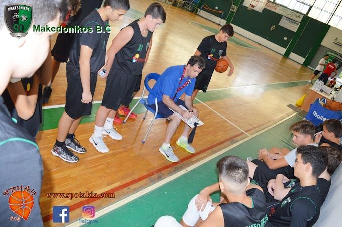 Ανετη επικράτηση των παίδων του Μακεδονικού