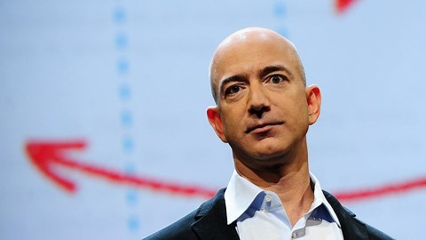 Jeff Bezos Tops Bill Gates As World Richest Man After Gaining $7billion Overnight