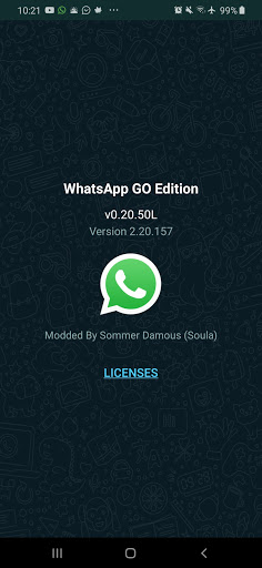 WhatsApp Go