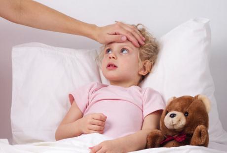 Gejala Campak Pada Anak Dan Pengobatannya