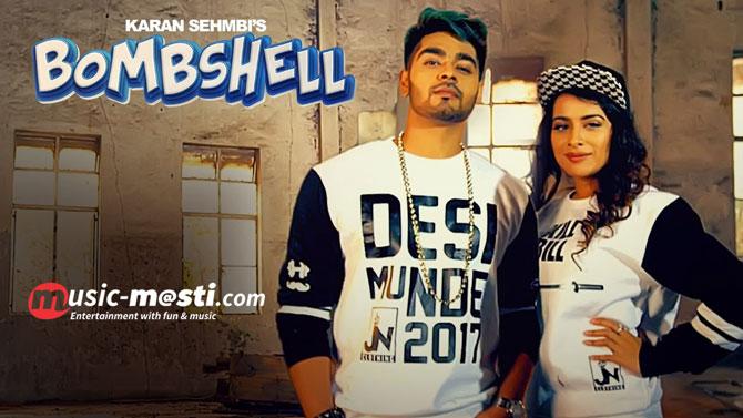 bombshell-lyrics-karan-sehmbi