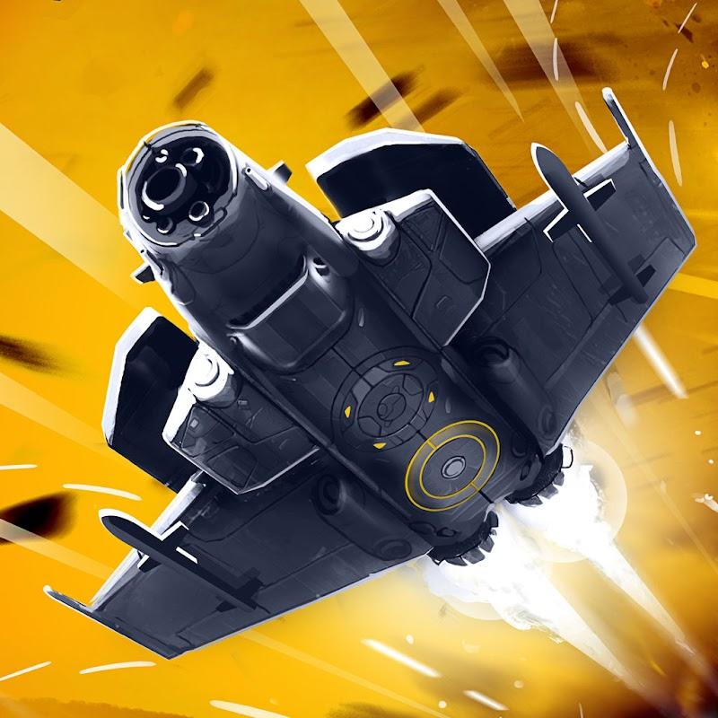 Sky Force Reloaded v1.96 Apk Mod [Estrelas Infinitas]