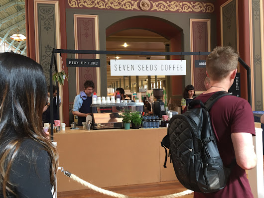 Coffee Stops in Melbourne: #2 Seven Seeds Specialty Coffee