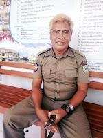 <b>Sat Pol PP Kota Bima Giat Tertibkan PKL</b>
