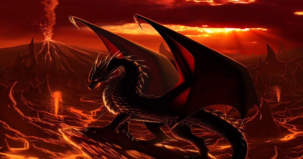 Imagezpics: ... Pictures Of Fire Dragons