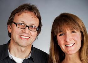 Gernot Wolfgang and bassoonist Judith Farmer - photo Ian Evenstar