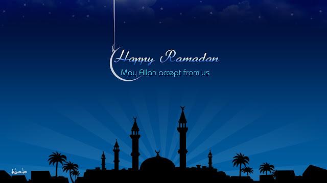 رمضان مبارك HD 2016