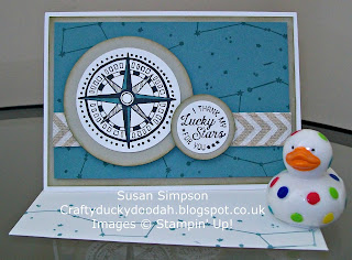 Stampin' Up! Susan Simpson Independent Stampin' Up! Demonstrator, Craftyduckydoodah!, Going Global,